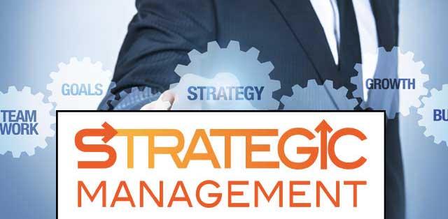 شیوه های مدیریت استراتژیک