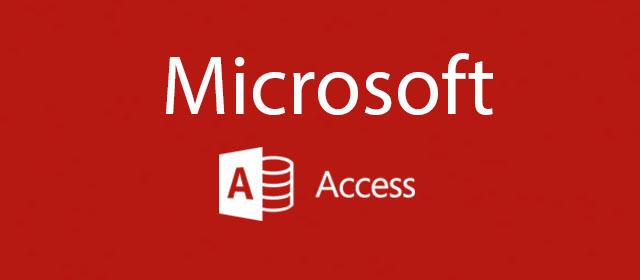 Microsoft - Access