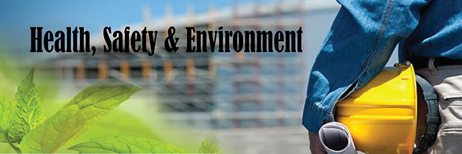 مدیریت ایمنی بهداشت و محیط زیست