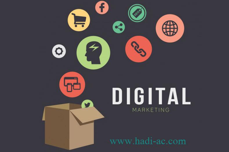 تعریف Digital Marketing